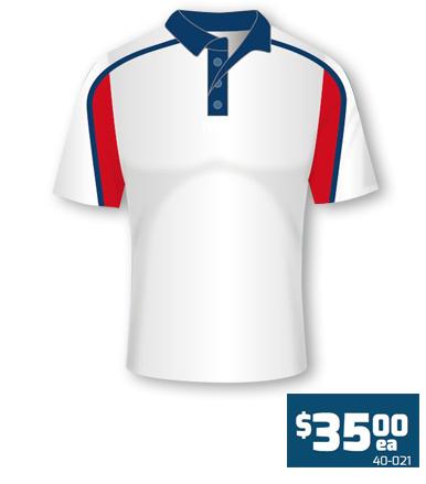 Custom Polo Shirts | Sublimated Polo | HART Sport