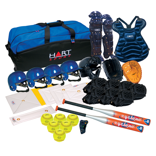 Baseball, Softball & T-Ball  Kits
