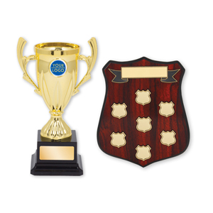 Trophies & Awards   HART Sport
