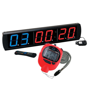 Stopwatches & Timers