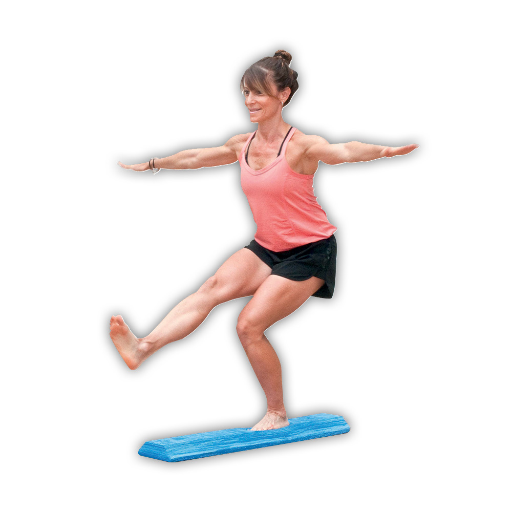 Balance Board Exercises For Back: Balance And Core Strength Equipment