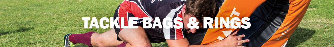 Rugby Tackle Bags, Catch Bags Australia