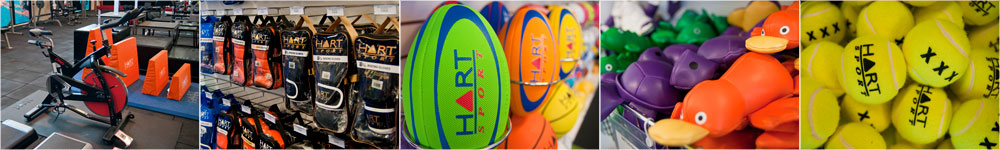 Wholesale Sports Equipment and Accessories | HART Sport