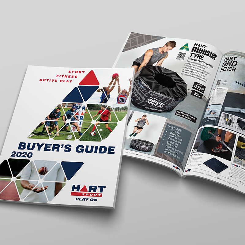 HART Sport Catalogue 2020