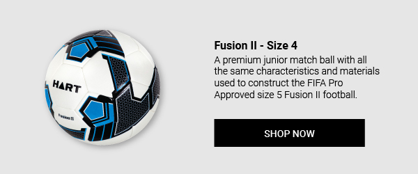 Football Fusion II ball Size 4