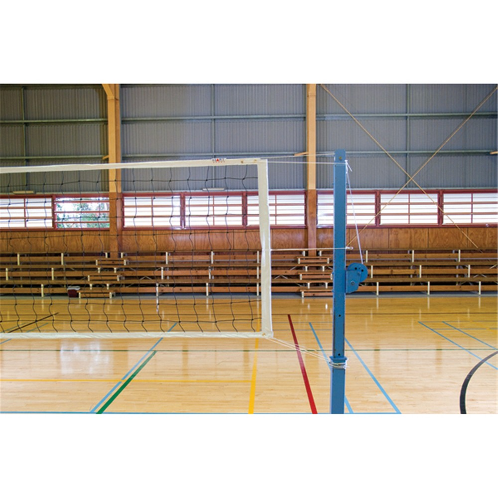 hart competition volleyball net volleyball nets posts hart sport On höhe volleyballnetz