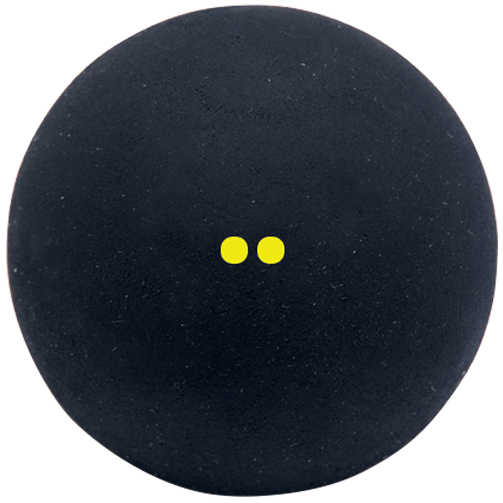 HART Double Yellow Dot Pro Squash Ball | HART Sport