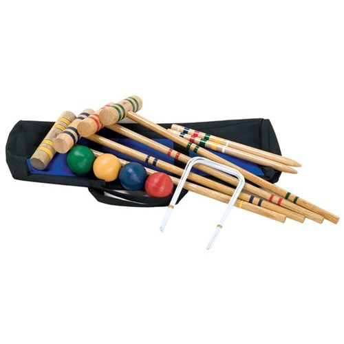 HART Junior Croquet Set