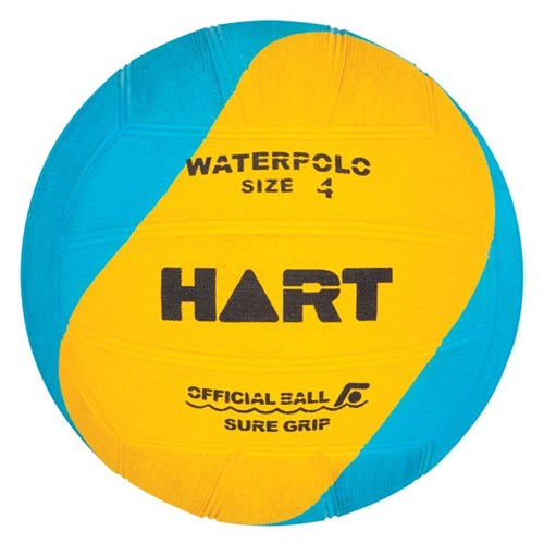HART Club Water Polo Ball - Size 4