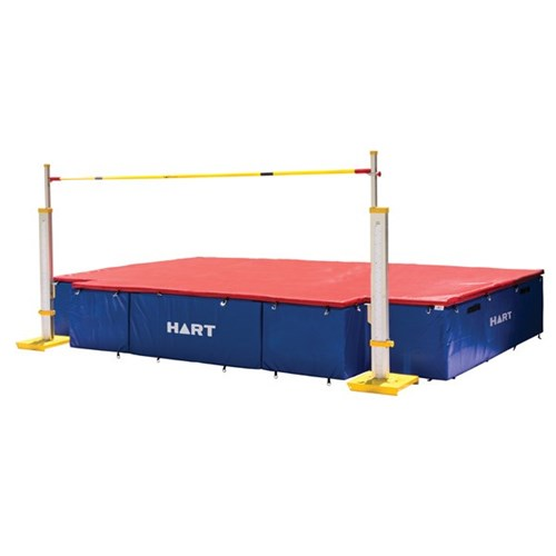 Hart Iaaf International High Jump Mat High Jump Cut Out