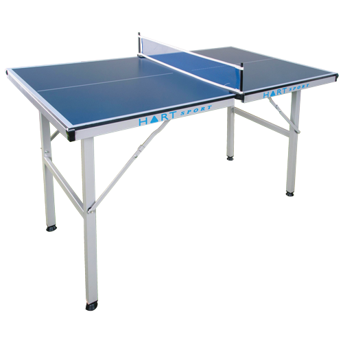 Hart mini table tennis table hart sport - Table tennis table size and specifications ...