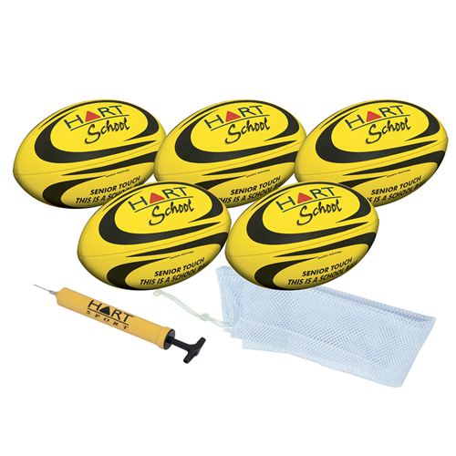 HART School Touch Ball Pack - Senior
