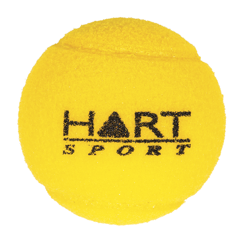HART Soft Foam Balls 70mm Yellow