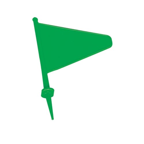 HART Boundary Flag Green