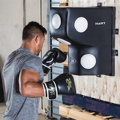 Hart Leather Wall Mounted Bag Punch Bags Hart Sport