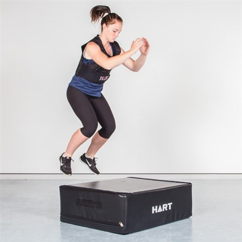 HART Jump Safe Foam Plyo Boxes