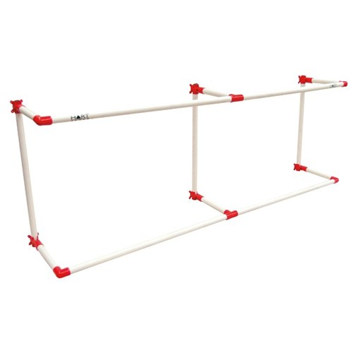 Stability Ball Wall Rack: HART Swiss Ball Wall Rack