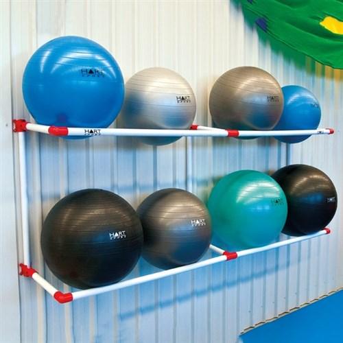 Hart Swiss Ball Wall Rack Hart Sport