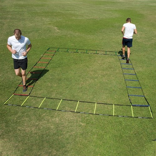 HART 4 Colour Agility Ladder 4 x 4m
