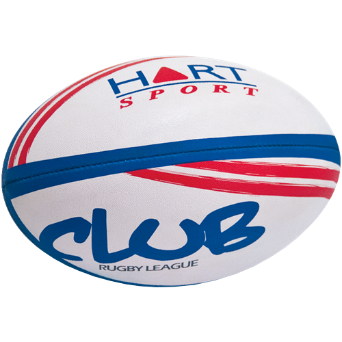HART Club Rugby League Balls