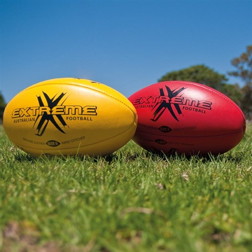 HART Extreme AFL Ball Yellow