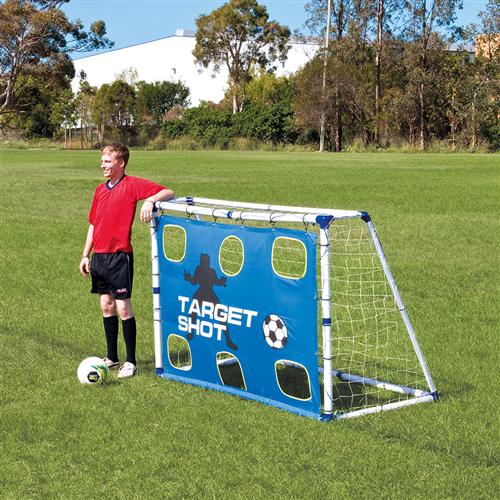 HART Pro Target Sports Goal | PVC Soccer Goals | HART Sport