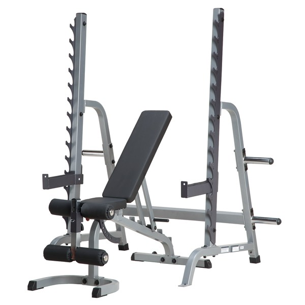 Hart Multi Press Rack Combo Incline Decline Bench Hart Sport