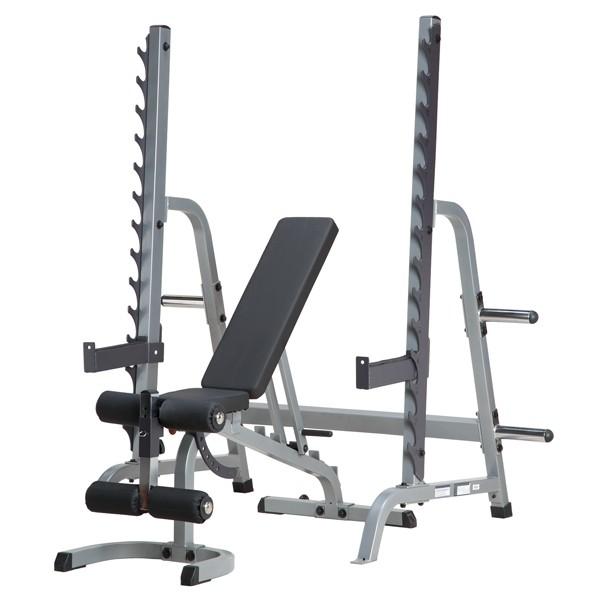 Hart multi press rack combo incline decline bench hart sport - Incline and decline bench press ...