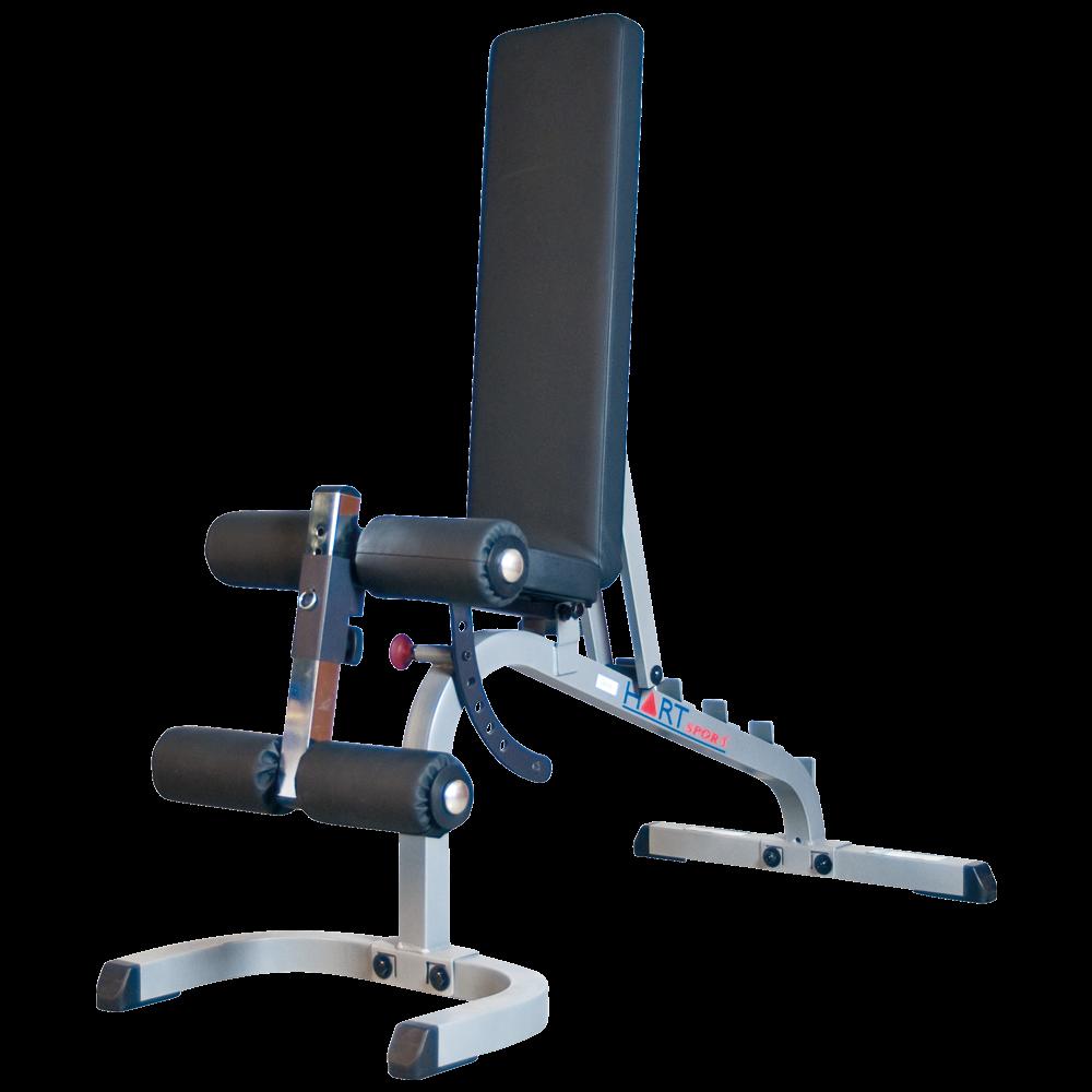 Hart flat incline decline bench hart sport - Incline and decline bench press ...